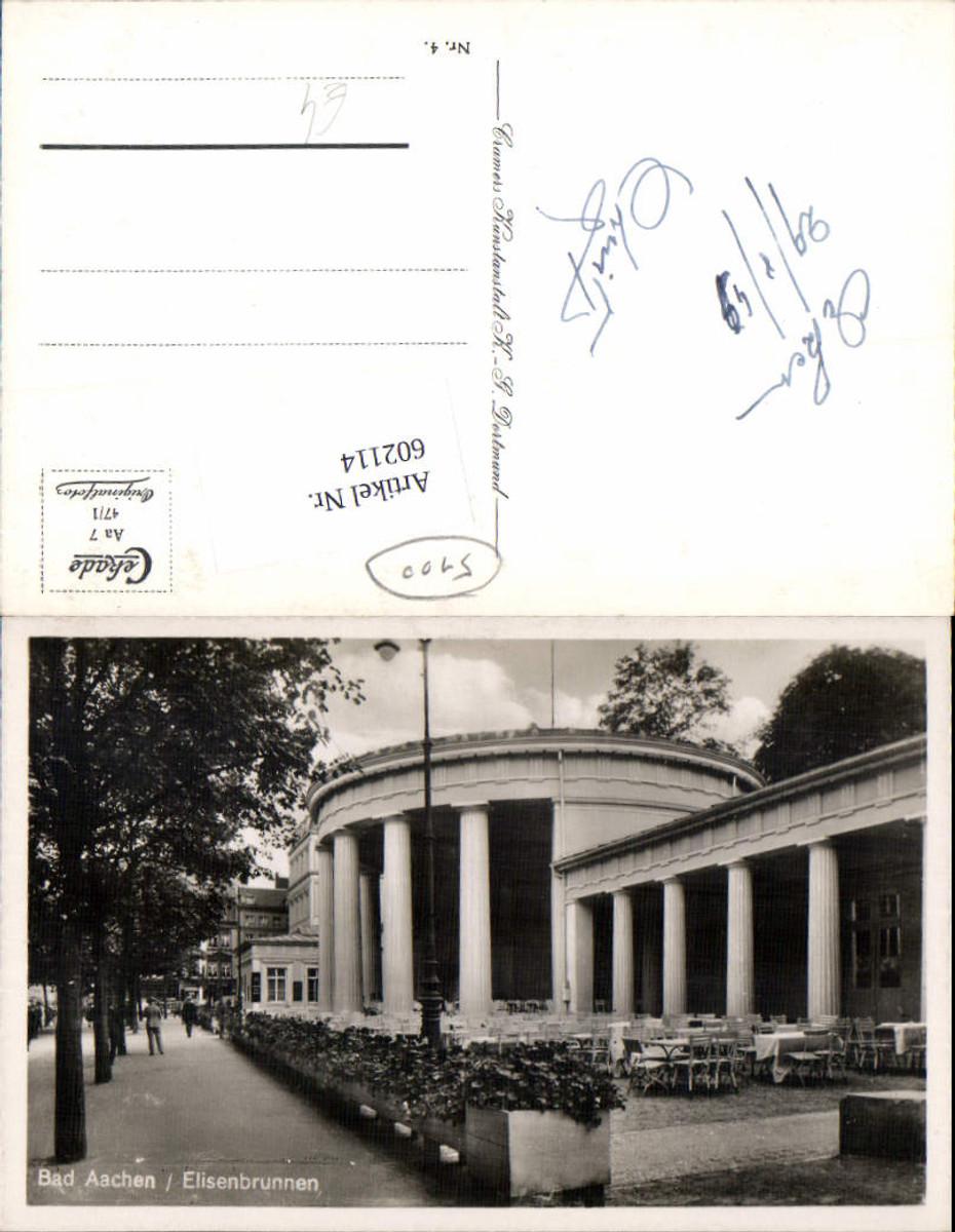 602114,Aachen Elisenbrunnen günstig online kaufen