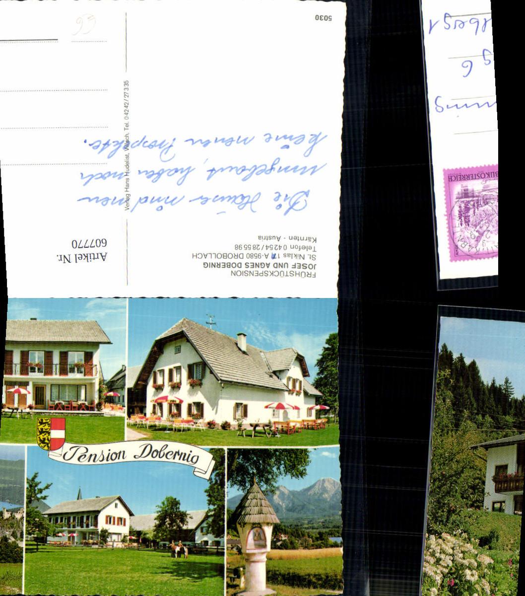 607770,St Niklas Drobollach Frühstückspension Dobernig Marterl Bildstock günstig online kaufen