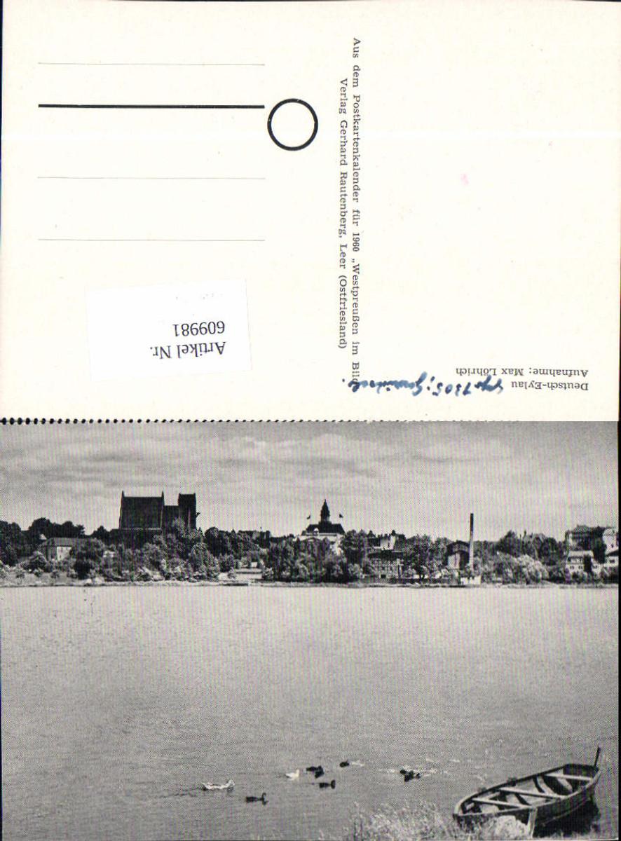 609981,Westpreußen Deutsch Eylau Aufnahme: Max Löhrich günstig online kaufen
