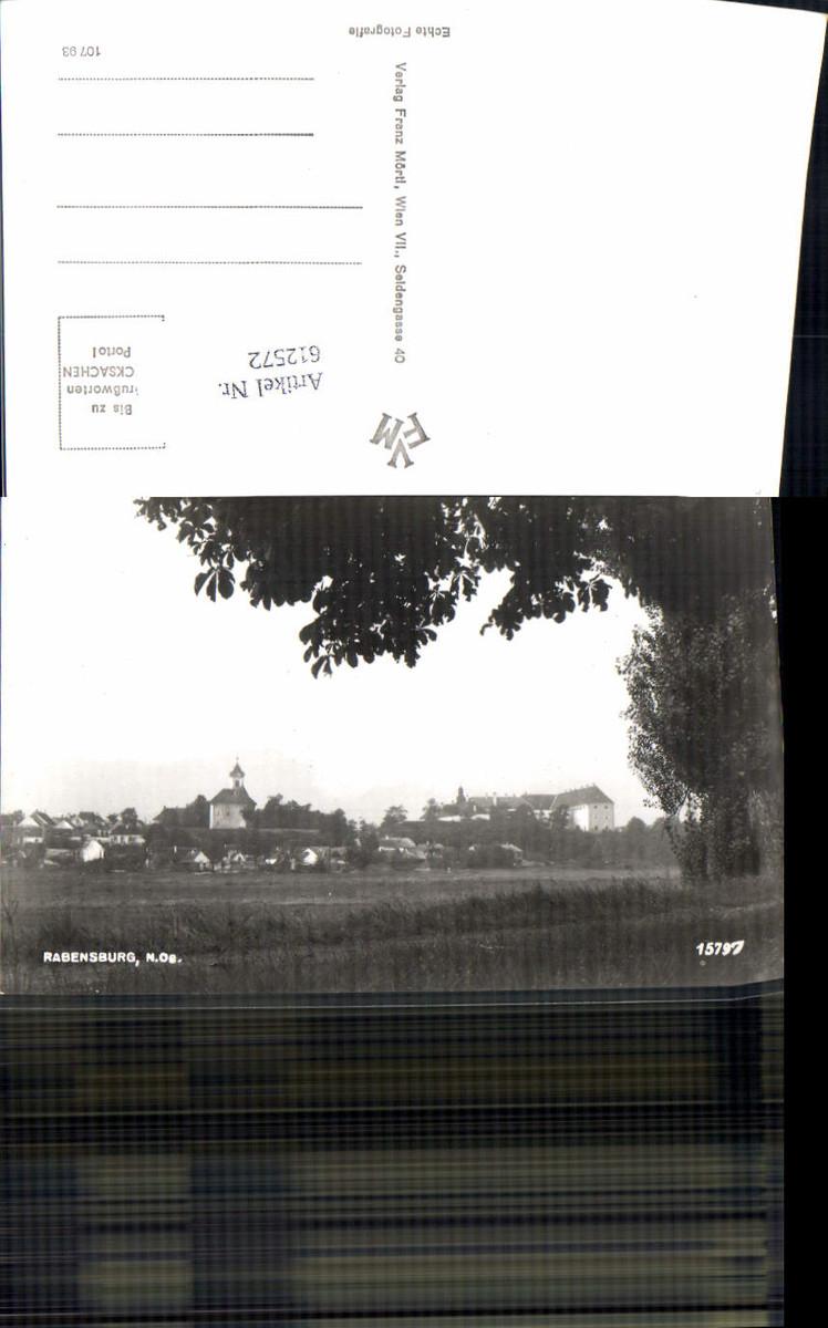612572,tolle Foto-AK Rabensburg an der Pielach günstig online kaufen