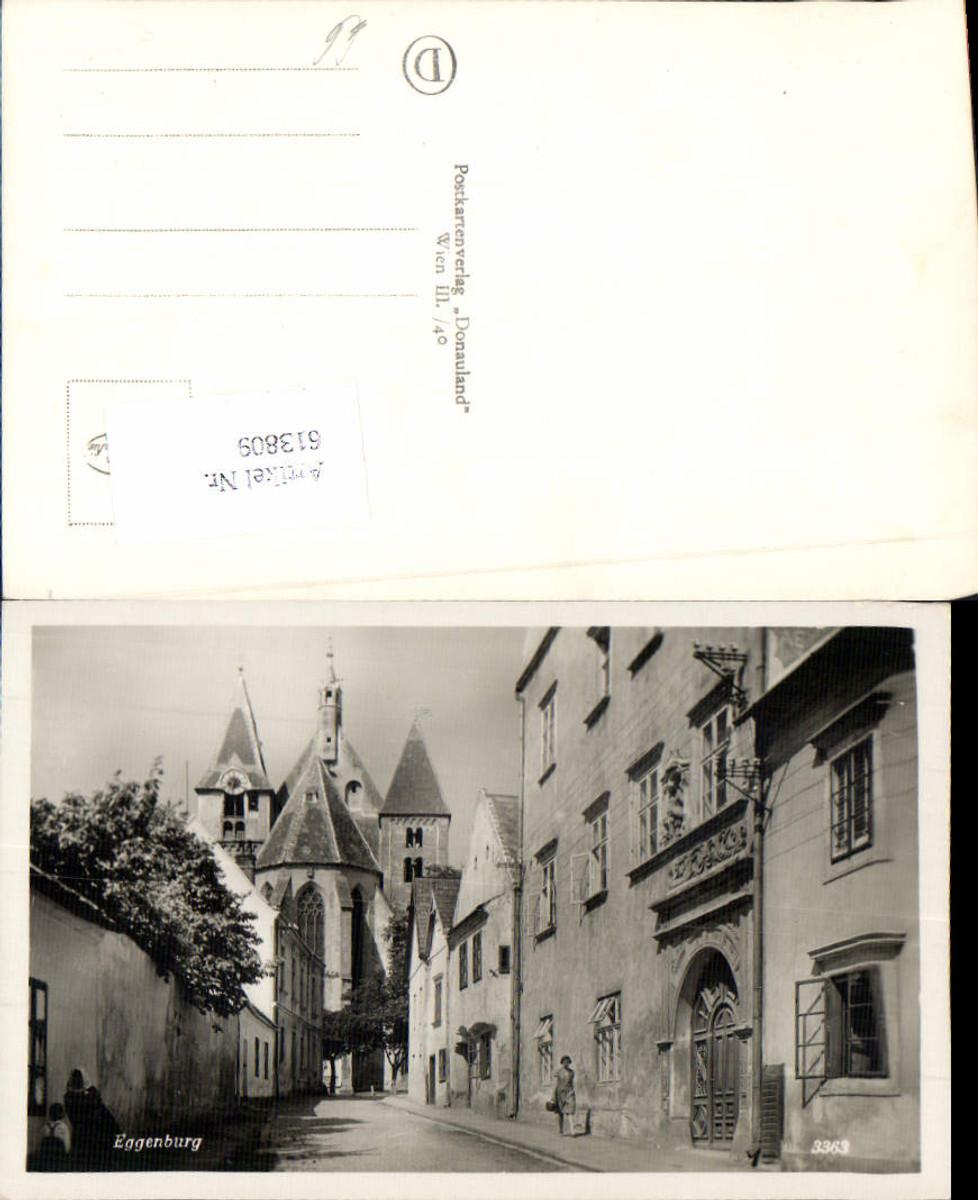 613809,Eggenburg Straßenansicht günstig online kaufen