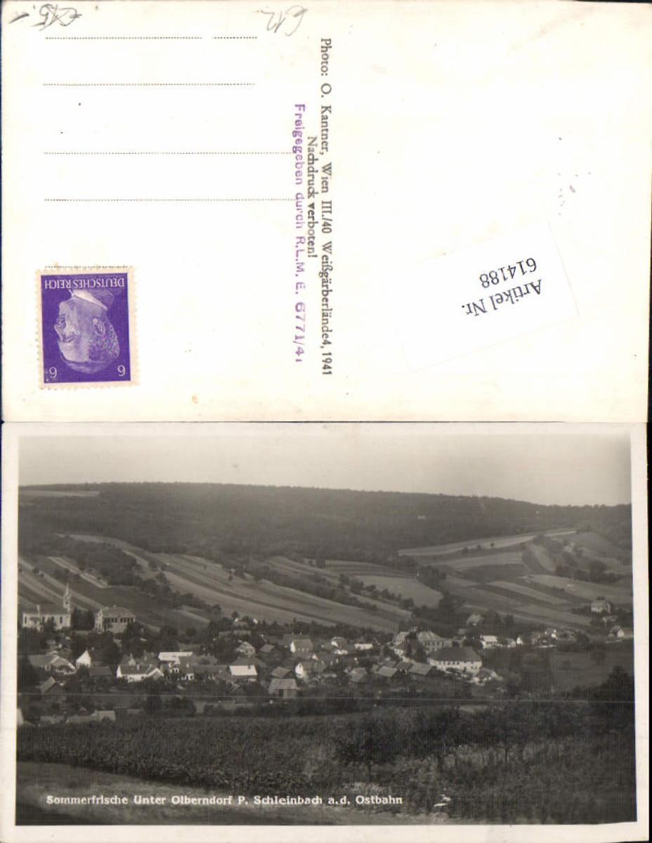 614188,Unter Olberndorf bei Schleinbach an der Ostbahn Ulrichskirchen günstig online kaufen