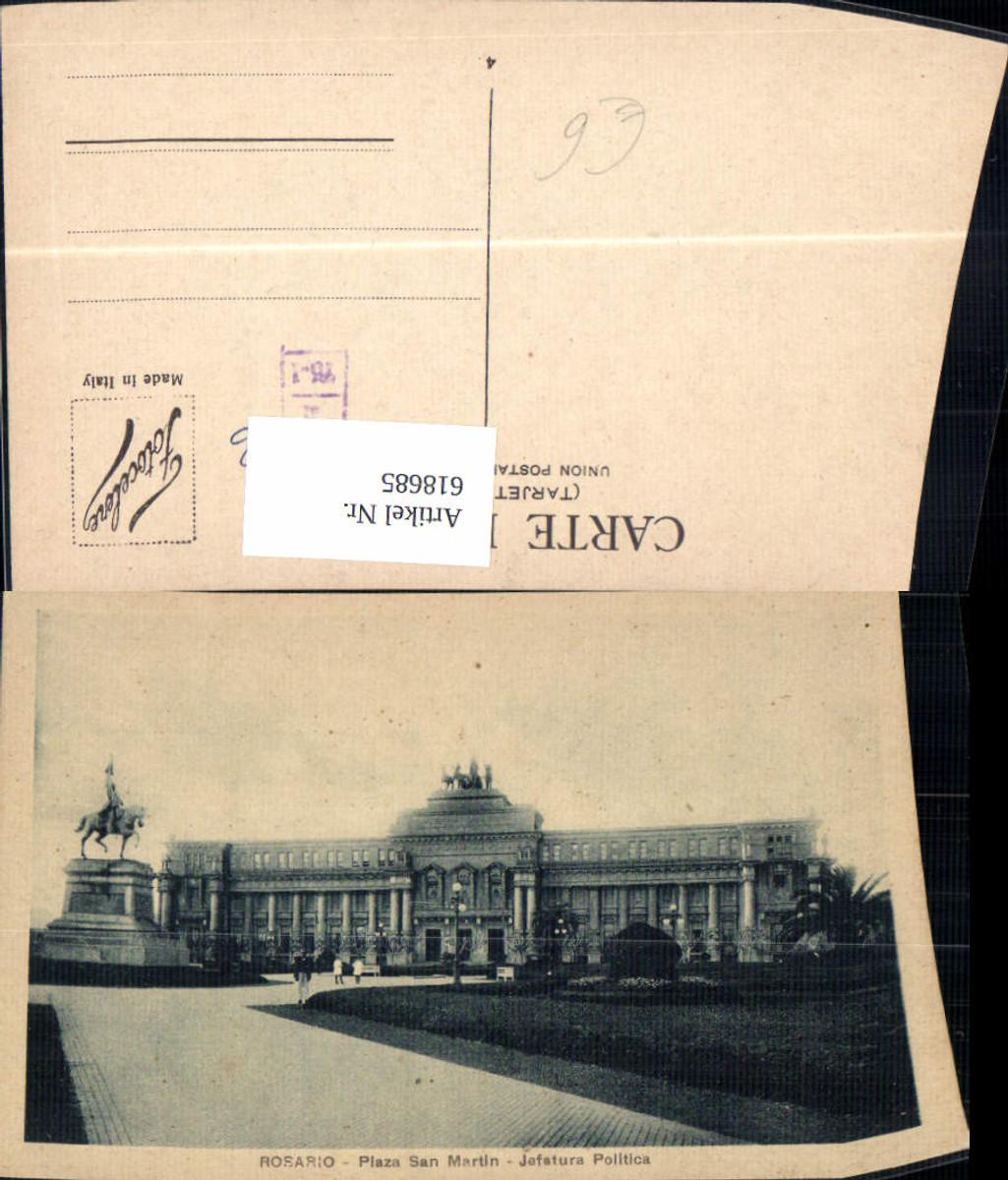 618685,Rosario Plaza San Martin jefatura Politica Argentinien Argentina günstig online kaufen