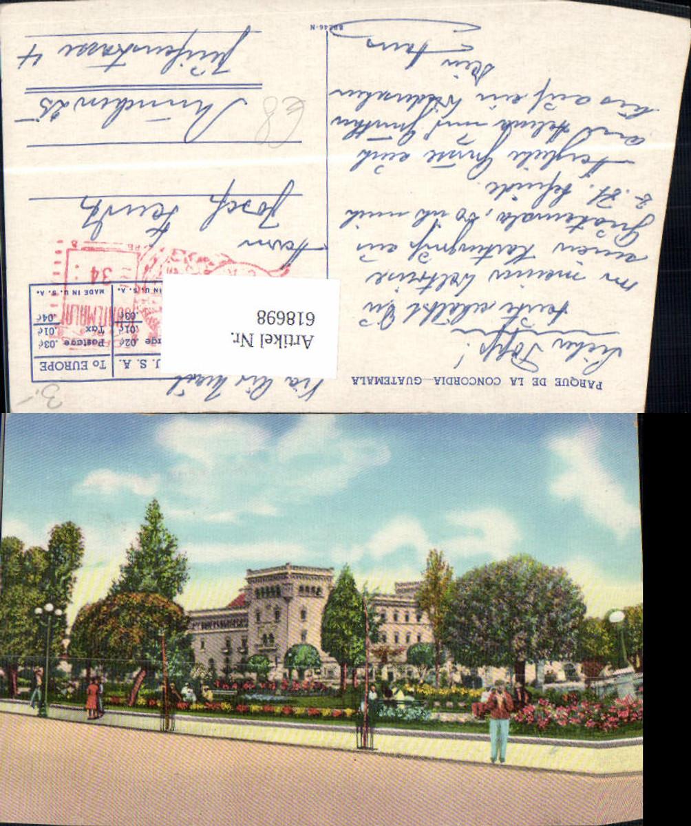 618698,Guatemala Parque de la Concordia günstig online kaufen