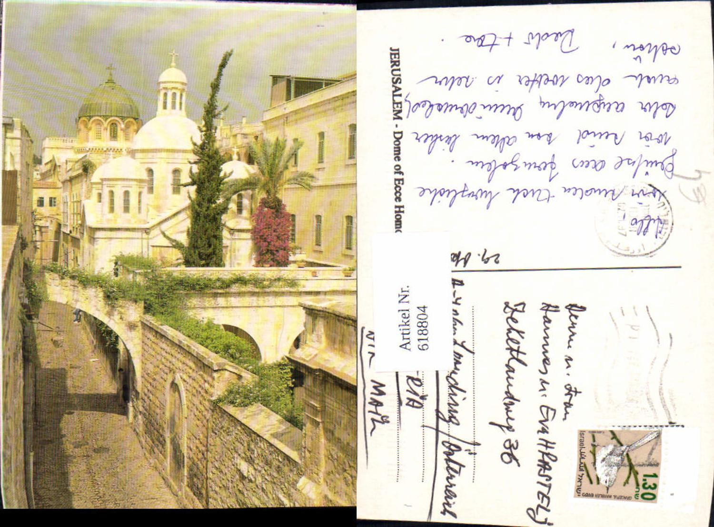 618804,Jerusalem Dome of Ecce Homo Israel günstig online kaufen