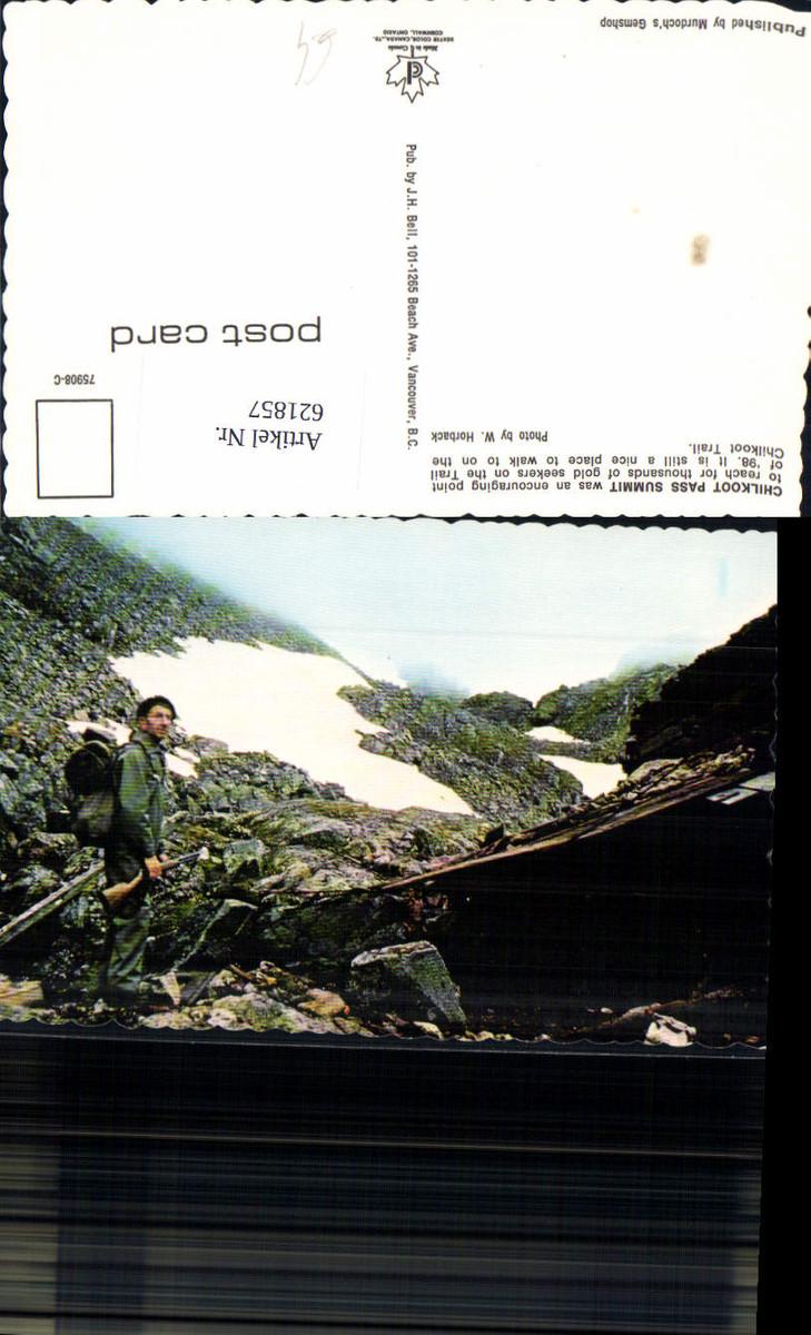 621857,Chilkoot Pass Summit Chilkoot Trail Wandern Bergsteigen Jagd Canada günstig online kaufen