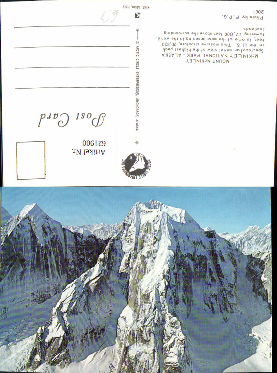 621900,Mount McKinley McKinley National Park Alaska günstig online kaufen