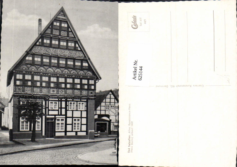625144,Bad Salzuflen Altes Renaissance-Haus günstig online kaufen