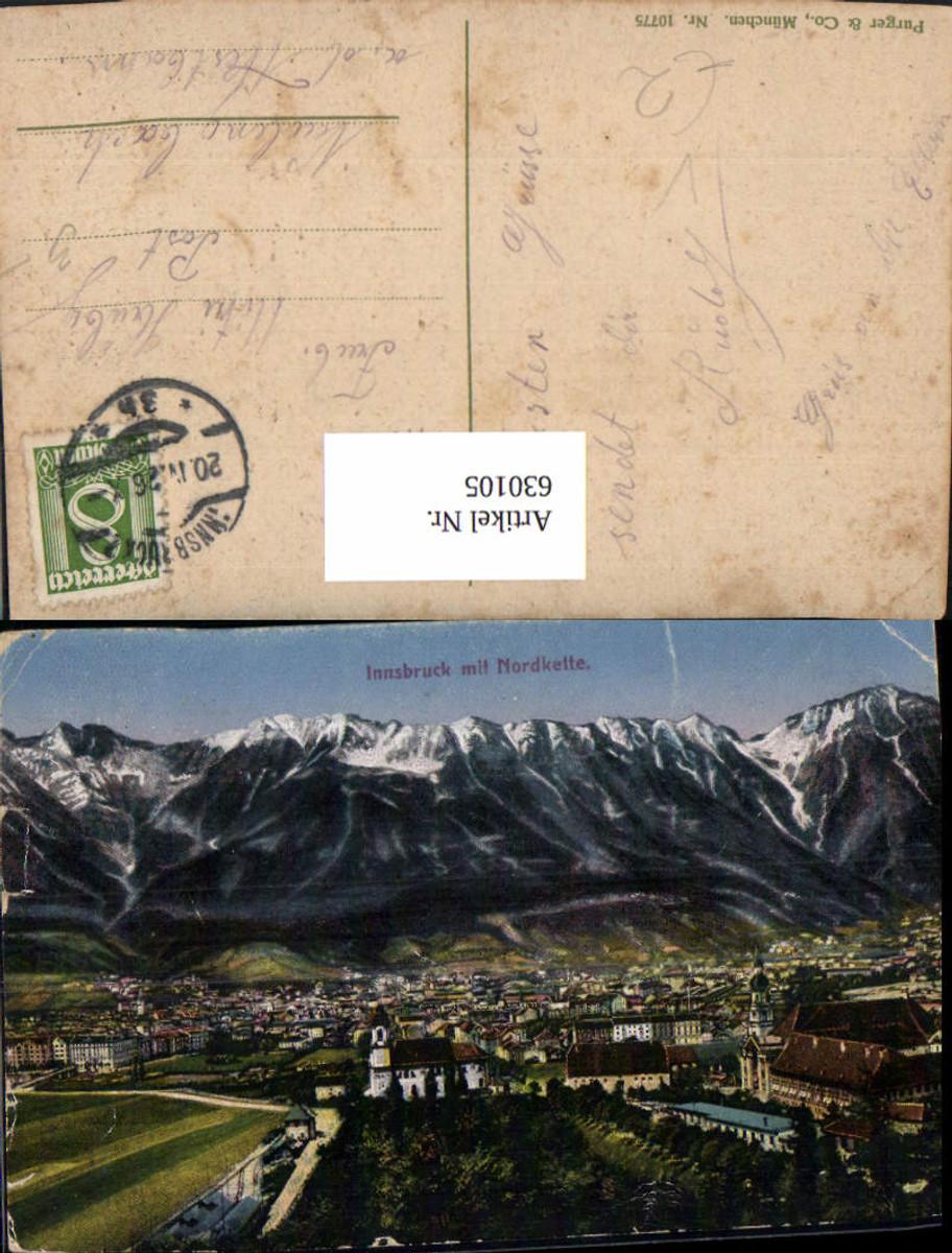 630105,Innsbruck mit Nordkette pub Purger Co 10775 günstig online kaufen
