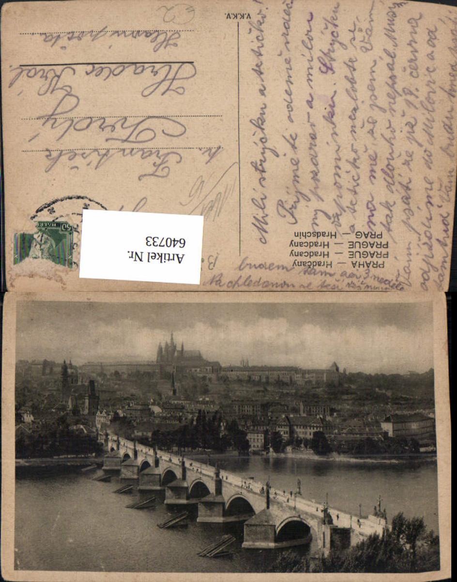 640733,Prag Praha Hradcany Hradschin günstig online kaufen