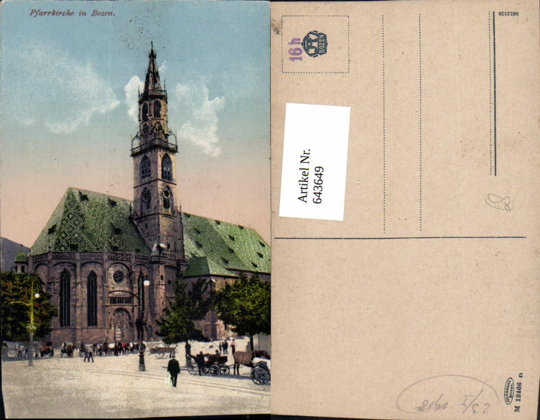 643649,Trentino Kirche in Bozen Bolzano  günstig online kaufen
