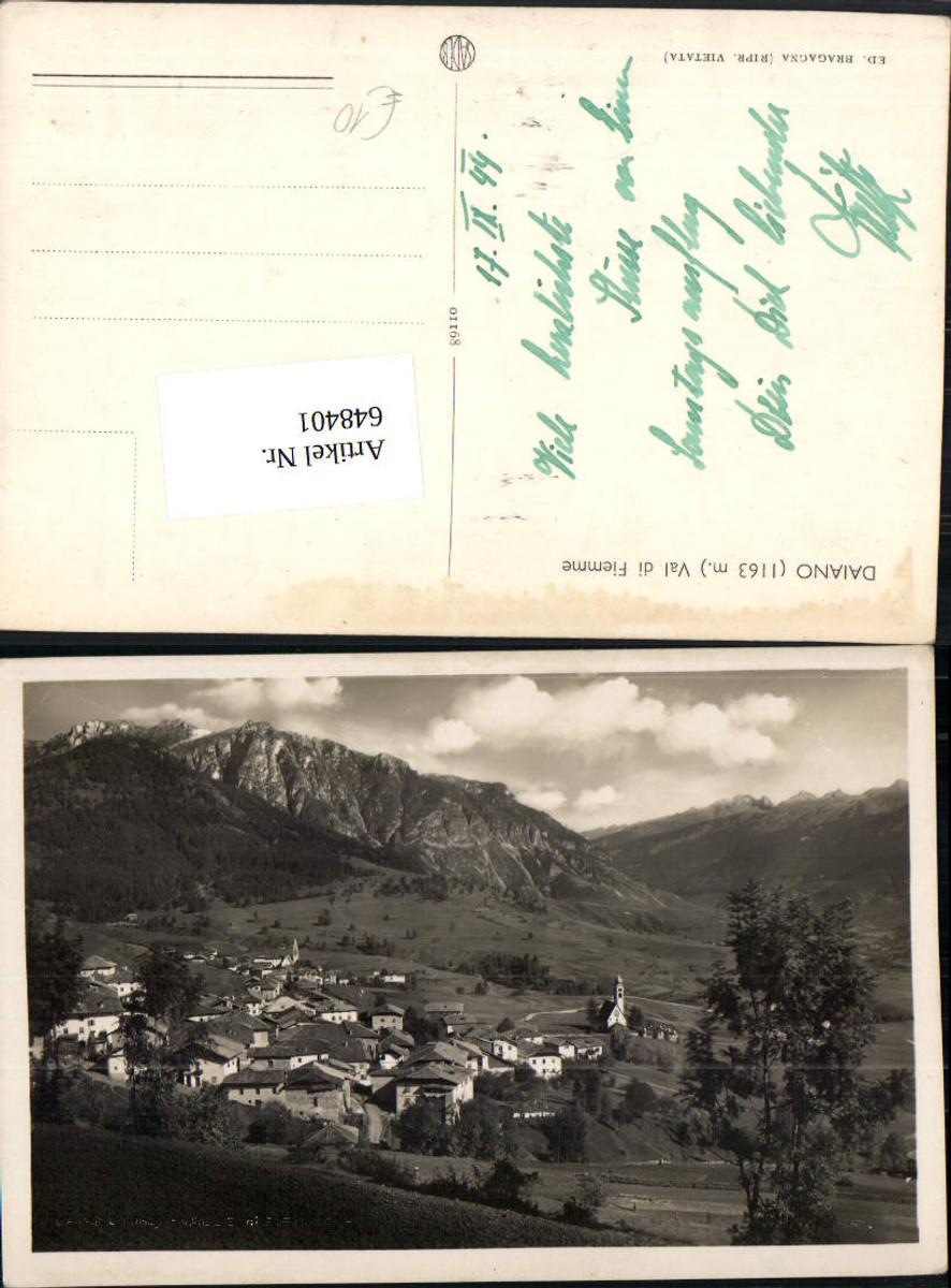 648401,Daiano Val di Fiemme Ville di Fiemme Trentino Trentino Südtirol günstig online kaufen