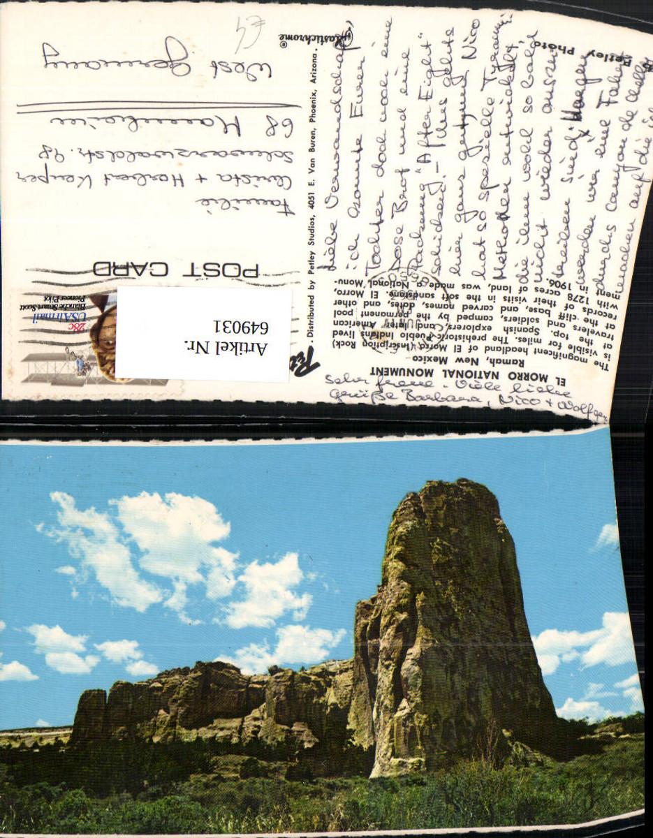 649031,El Morro National Monument Ramah New Mexico USA günstig online kaufen