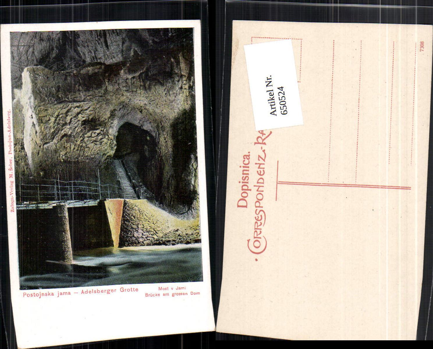 650524,Postojnska jama Adelsberger Grotte Adelsberg Postojna  günstig online kaufen