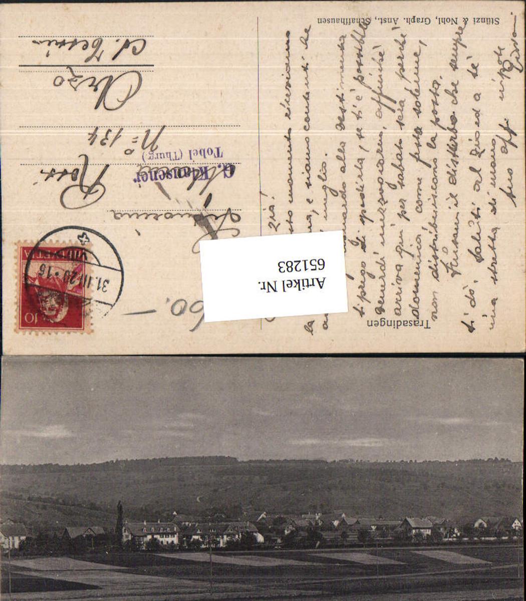 651283,Trasadingen KT. Schaffhausen  günstig online kaufen