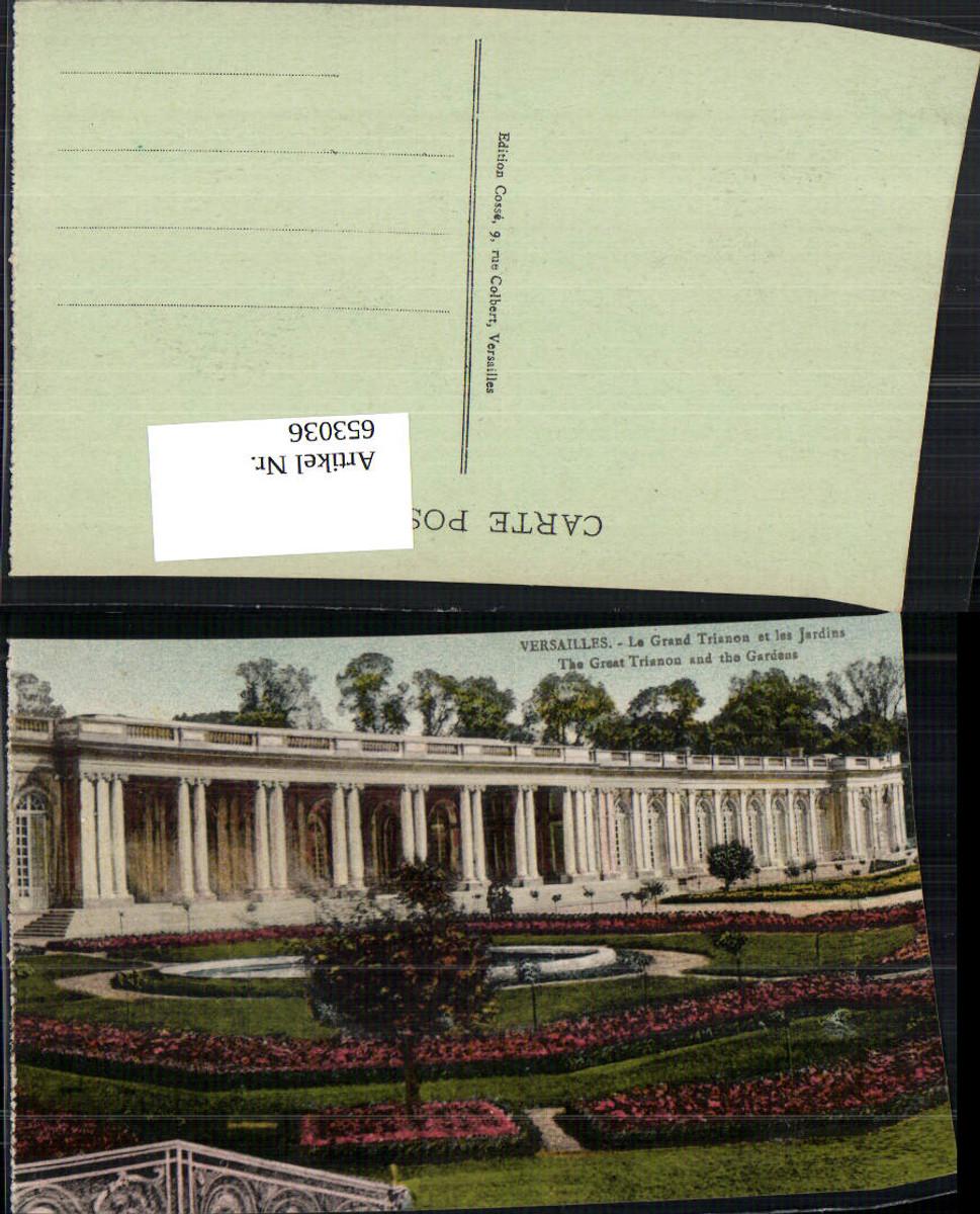 653036,Versailles Le Grand Trianon et les Jardins France günstig online kaufen