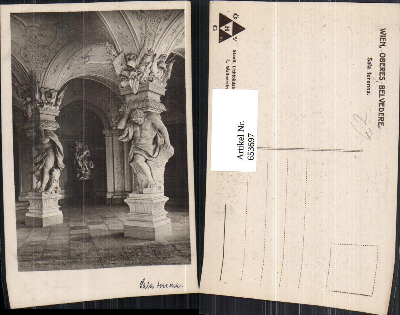 653697,Wien Vienna Landstraße Oberes Belvedere Sala terenna günstig online kaufen