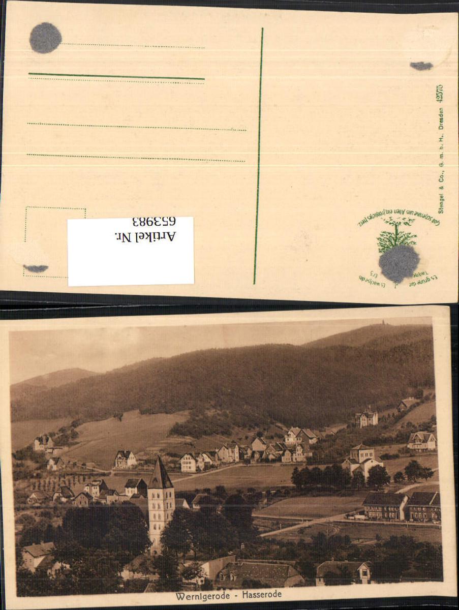 653983,Wernigerode im Harz Hasserode günstig online kaufen