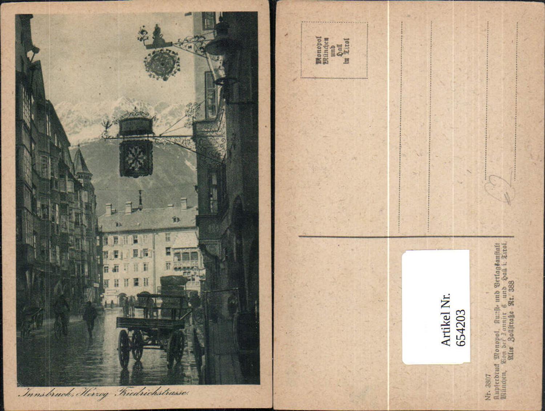 654203,Innsbruck Herzog-Friedrichstraße Goldenes Dachl günstig online kaufen