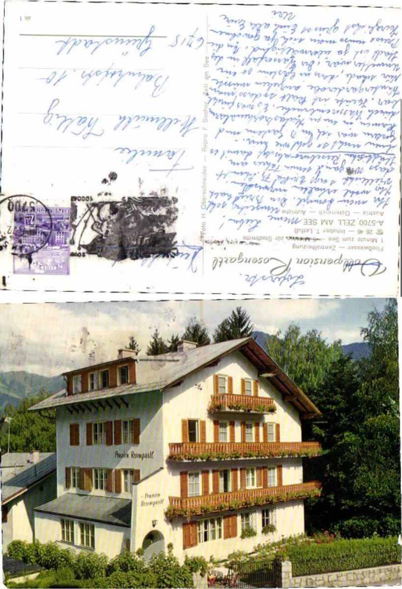 59229,Pension Rosengartl bei Zell am See  günstig online kaufen