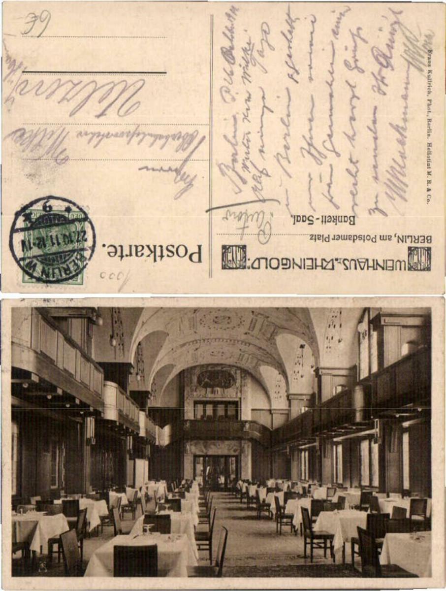 59435,Berlin Weinhaus Rheingold Potsdamer Platz günstig online kaufen