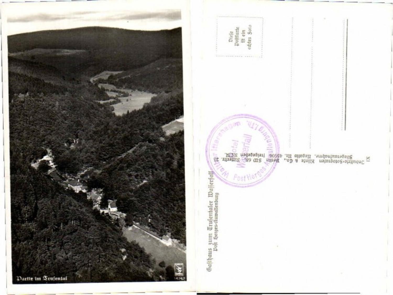 59772,Fliegeraufnahme Trusental Herges Auwallenburg günstig online kaufen