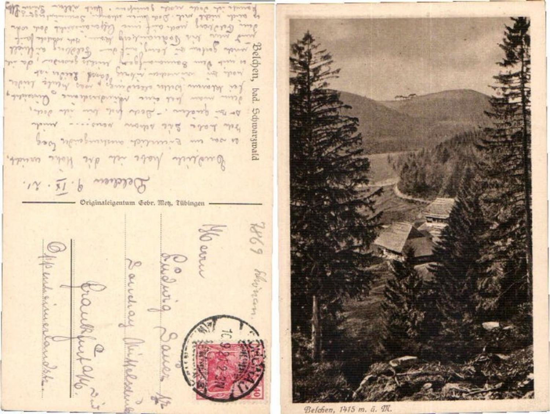 59830,Belchen im Schwarzwald 1920 günstig online kaufen