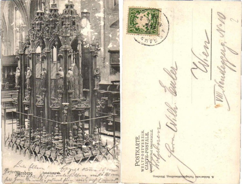 59959,Nürnberg Sebaldusgrab  günstig online kaufen