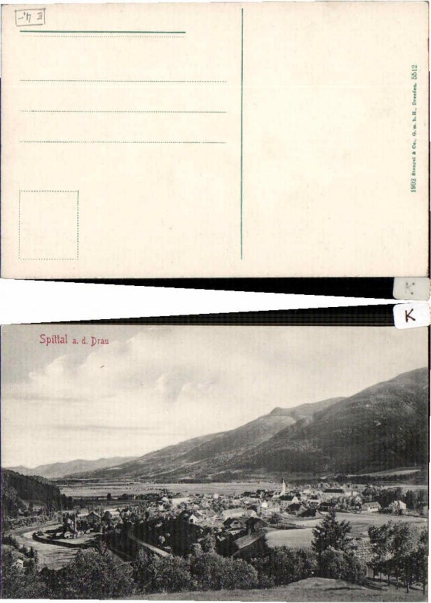 60102,Spittal a.d. Drau Totale 1902 pub Stengel Co 5512 günstig online kaufen