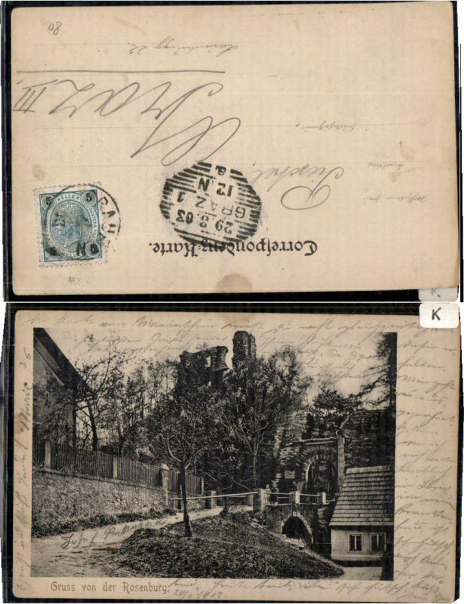 60147,Gruss v.d. Rosenburg 1900 günstig online kaufen