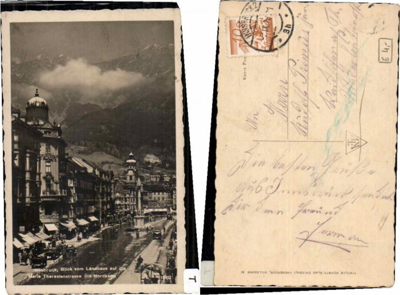 60225,Innsbruck Maria Theresienstrasse 1928 günstig online kaufen