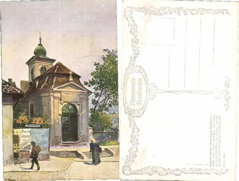 60785,Wien Kapelle Nussdorf Nussdorferlinie B.K.W.I. 858-5 günstig online kaufen