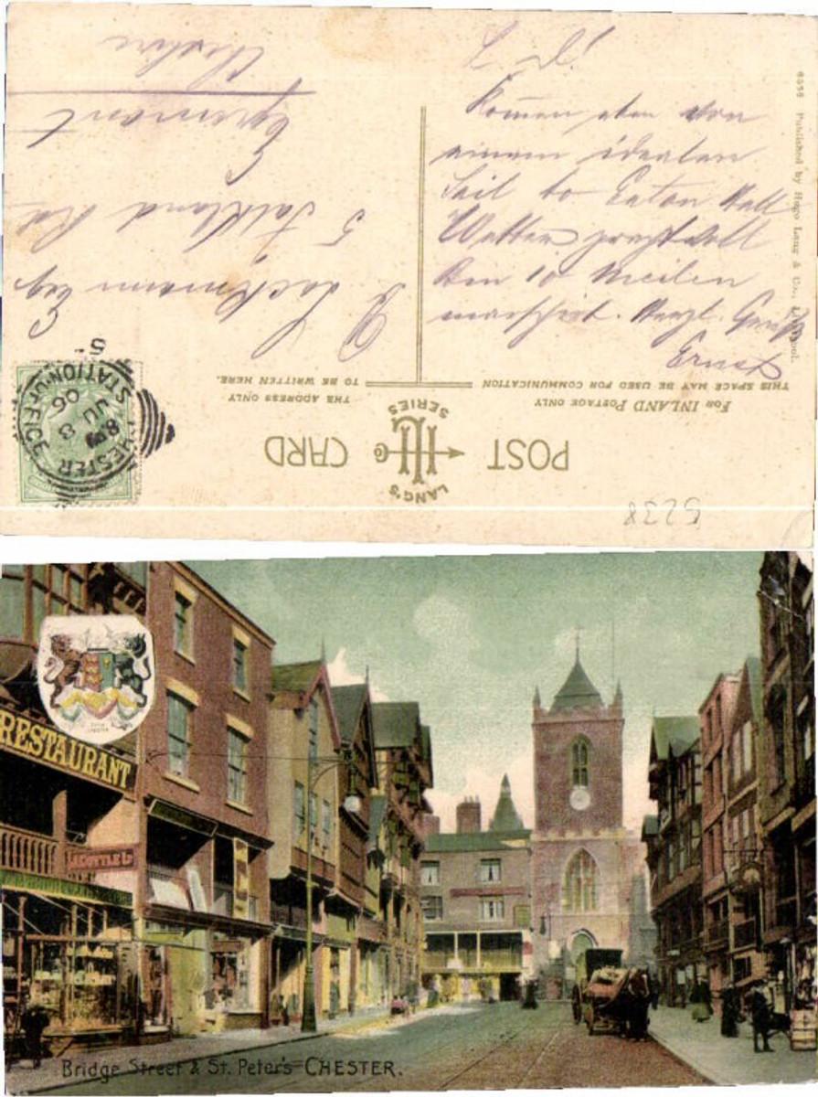 60850,Chester Bridge Street St Peters 1915 günstig online kaufen