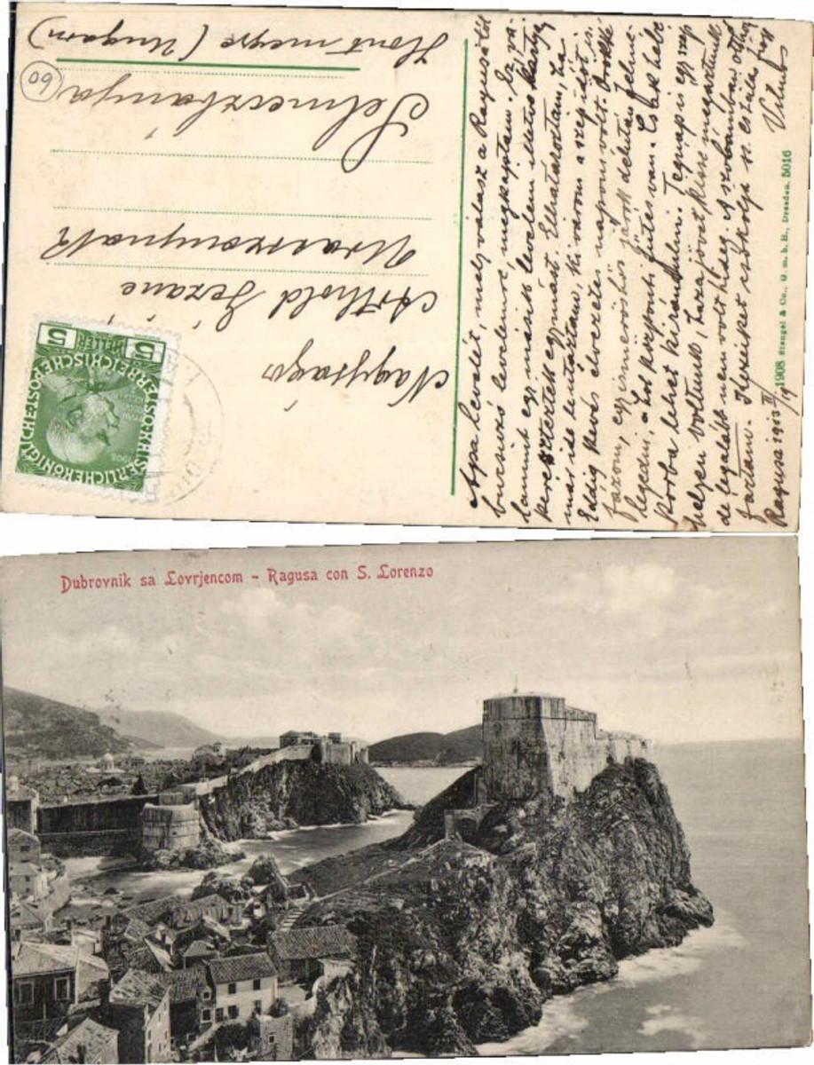 61129,Dubrovnik Ragusa San Lorenzo  günstig online kaufen