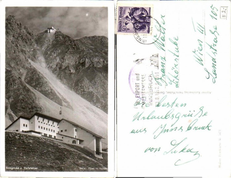 61173,Seegrube Hafelkar Innsbruck Hungerburg Bergbahn günstig online kaufen