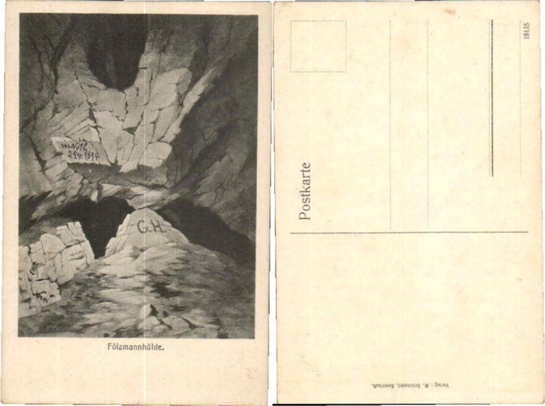 61431,Fölzmannhöhle bei Fölz Semriach  günstig online kaufen