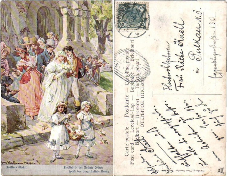 61747,Schillers Glocke 5 Hans Kaufmann sign.  günstig online kaufen