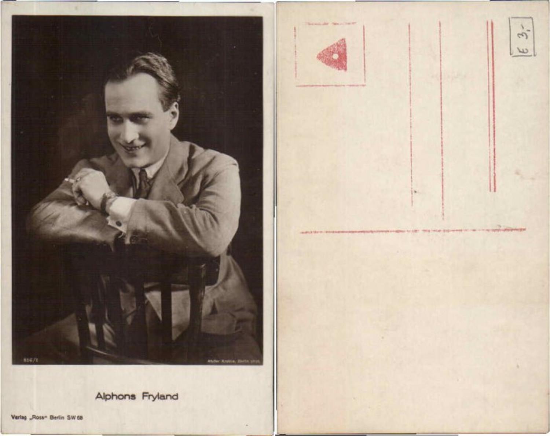 63284,Alphons Fryland Ross Verlag 856-1 günstig online kaufen
