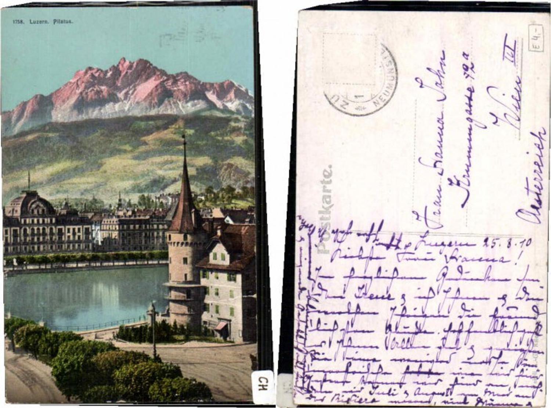 64177,Luzern Pilatus Teilansicht  günstig online kaufen