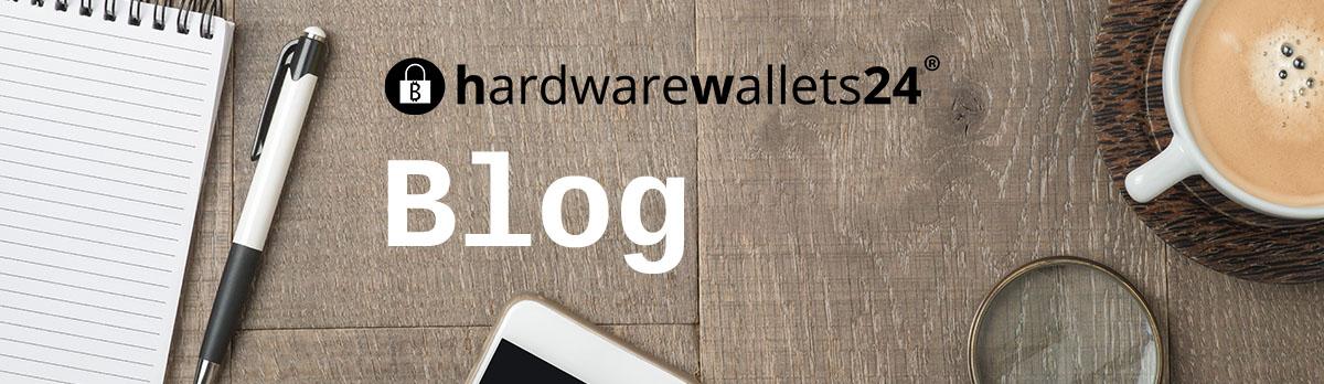 Blog zum Thema Hardware Wallets