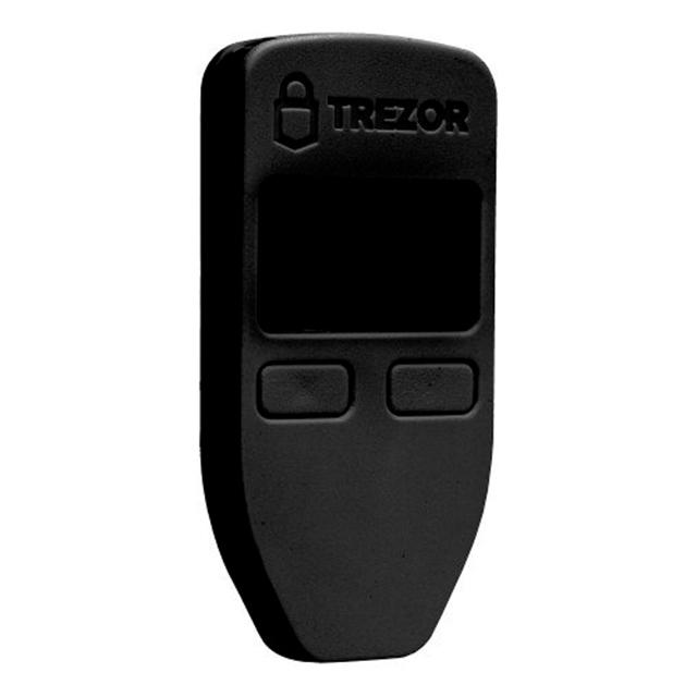 TREZOR Hardware Wallet – Bild 4