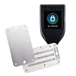Bundle TREZOR Model T + Billfodl 001