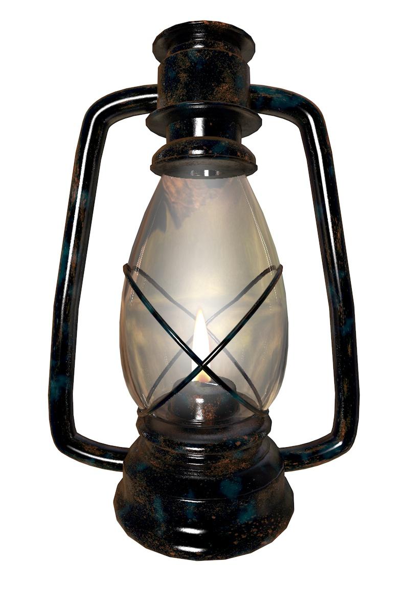 Beleuchtung Petroleumlampe