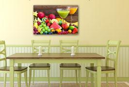 Bilddarstellung in der Küche