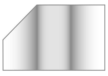 Spiegelschrank für Dachschrägen