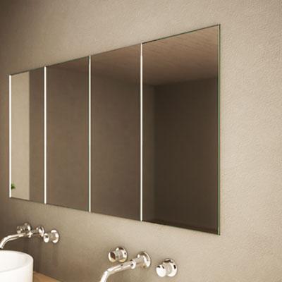 Spiegelschrank Unterputz