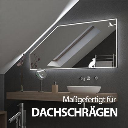Spiegel für Dachschrägen