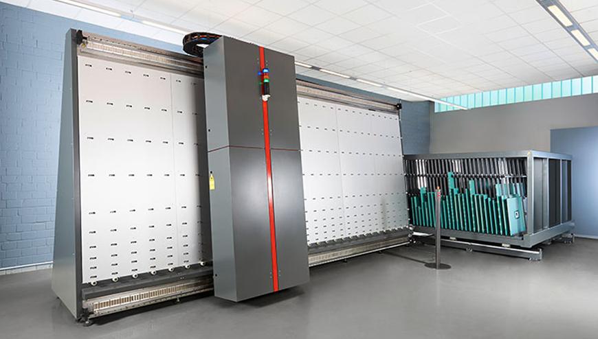 Laseranlage der neuesten Generation