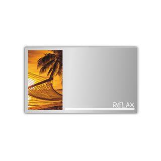 Spiegel mit Glasbild Relax – Bild 4