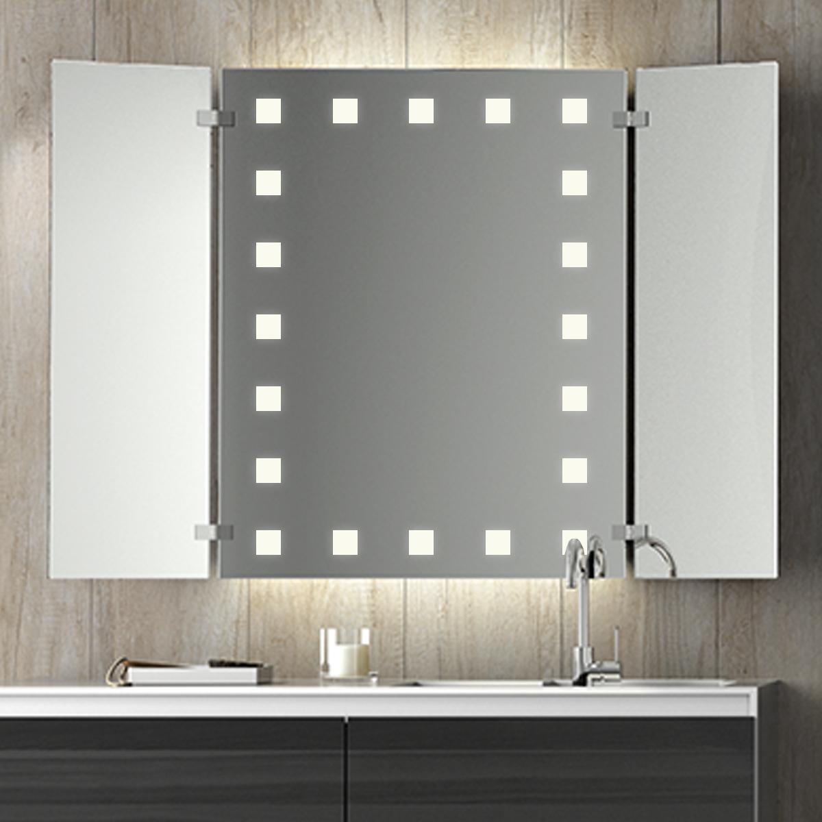 Lichtspiegel klappbar Marienberg